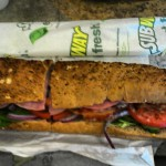 Subway Sandwiches in Salt Lake City