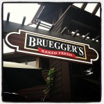 Bruegger's in Del Mar, CA