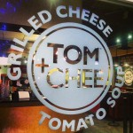 Tom and Chee in Newport