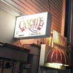 Cache Lounge in Honolulu
