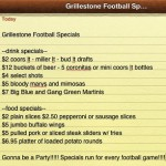 GrilleStone Classic American Bar and Grille in Scotch Plains, NJ