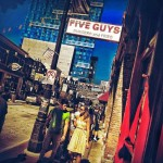 Five Guys Burgers and Fries in Detroit