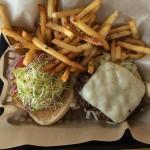 Bistro Burger in San Francisco