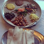 Ethiopian Diamond Restaurant and Bar in Chicago