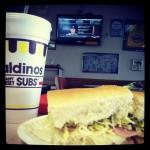 Baldinos Giant Jersey Subs Restaurant in Marietta