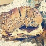 Manhattan Bagel in Philadelphia