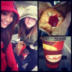 Tim Horton's in Surrey