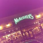 Mcalister's Deli in Rowlett, TX