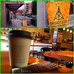 Broadcast Coffee in Seattle