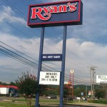 Ryan's Family Steak House in Fort Payne