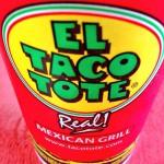 El Taco Tote in Laredo