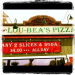 Lou-Bea's Pizza in Albany