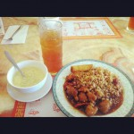 Panda South Chinese Restaurant in Turlock