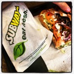 Subway Sandwiches in Union
