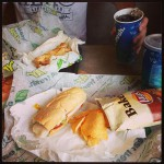 Subway in Lilburn