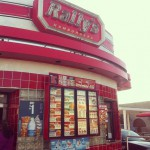 Rally's Hamburgers in Fresno