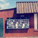Bearcat's Fish House in Algoma, WI