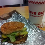 Five Guys Burger and Fries in Boynton Beach