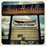 Haus Heidelberg in Hendersonville, NC