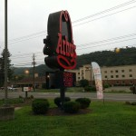 Restaurant Arbys in Owego