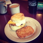 Tudor's Biscuit World in Beckley, WV