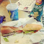 Subway Sandwiches in Geneva