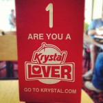 Krystal in Greenville, SC