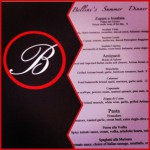Bellini's in Lexington