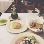 Taverna Cretekou in Alexandria