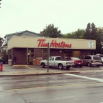 Tim Horton's in Hamilton