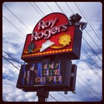 Roy Rogers in Pine Beach