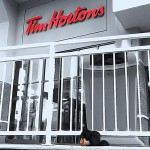 Tim Hortons in Toronto