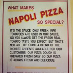 Napoli's Pizza in Haverhill