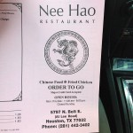 Nee HAO Restaurant in Houston