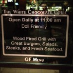White Chocolate Grill in Lone Tree, CO