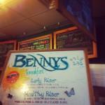 Benny's Bagels in McKinney