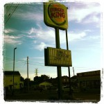 Burger King in Follansbee, WV