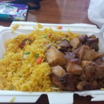 China Wok in Tampa