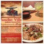 Pancho Villas Mexican Restaurant in High Point