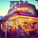 Big Dipper Ice Cream in Missoula, MT