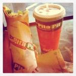 The Pita Pit in Chico