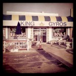 King Gyro's Restaurant in Columbus, OH