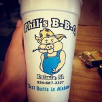 Phil's Barbeque in Eufaula, AL