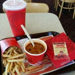 Wendy's in La Habra, CA