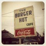 Burger Hut in Hubbard