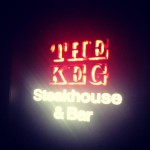 Yaletown Keg Steakhouse and Bar in Vancouver, BC