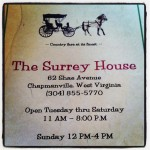 The Surrey House in Chapmanville