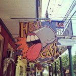 Hey! Cafe in New Orleans, LA