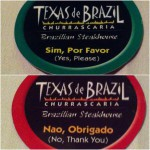 Texas de Brazil in Addison, TX