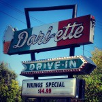 Dari-Ette Drive In in Saint Paul